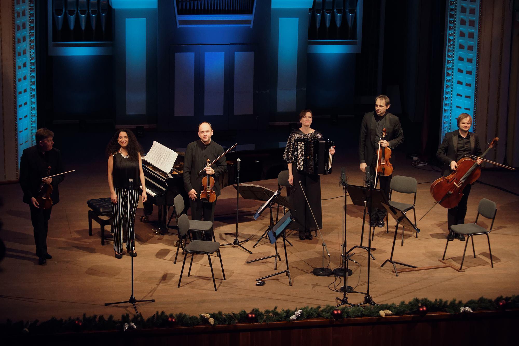 ciurlionis quartet & weurlander, karelian lights