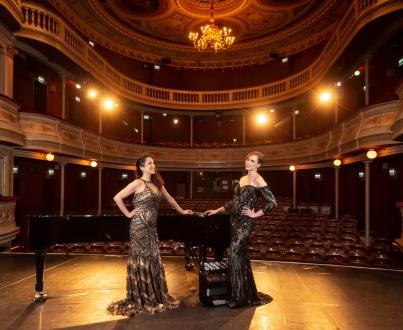 Duo Naranjo-Weurlander goes Symphonic